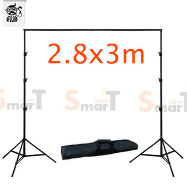 LINCO Background Stand Set 2.8*3