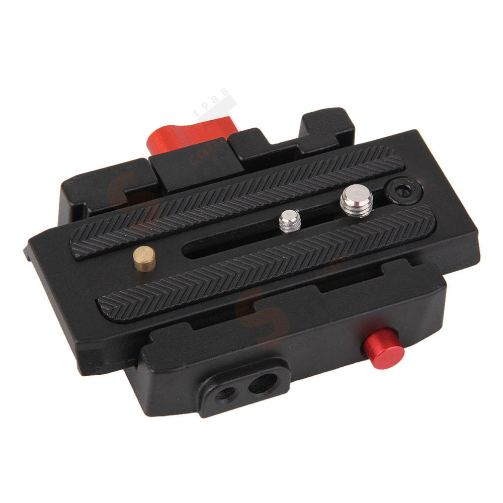 Universal quick plate Manfrotto 577 500 701