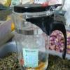 แก้วชงชา แบบสำเร็จรูป มีที่กรองในตัว 700 ML. คุณภาพอย่างดี