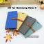 เคส Samsung Galaxy Note 5 ลายยีนส์ ฝาปิด ตั้งแนวนอนได้ สีเหลือง thumbnail 6