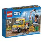 LEGO City 60073 : Demolition Service Truck