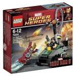 LEGO Super Heroes 76008 : Iron Man vs. The Mandarin Ultimate Showdown