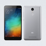 - Redmi Note 3 Mediatek - Ram 3GB Rom 32GB สีดำ