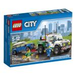 LEGO City 60081 : Great Vehicles Pickup Tow Truck