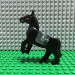 Evil Black Horse