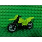 Lime Motorcycle Dirt Bike