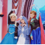 ชุดเอลซ่า Queen Elsa แห่ง Frozen thumbnail 5