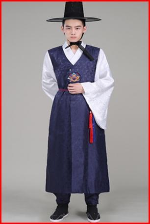 ชุดเกาหลีชาย