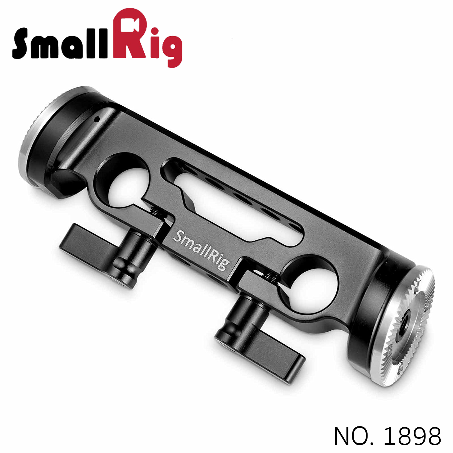 SMALLRIG® 15mm Rod Clamp with ARRI Rosette Mount 1898
