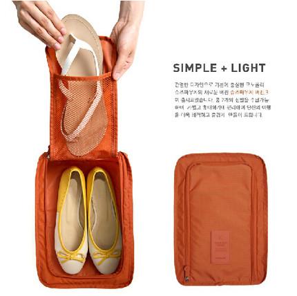 กระเป๋าใส่รองเท้า+เสื้อ