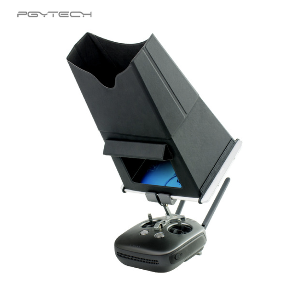 PGYTECH Remote Control Sun Hood Pro for Tablets For DJI Drone Accessories Monitor Hood For 7.9/9.7 Inch Pad