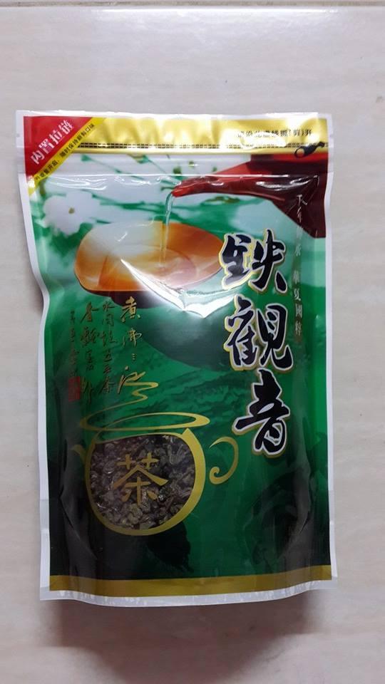 ชาอู่หลงหอมหมื่นลี้ เกรดAAA พรีเมี่ยม ผลิตกจากชาอู่หลงเบอร์ 12 น้ำหนัก 200 กรัม