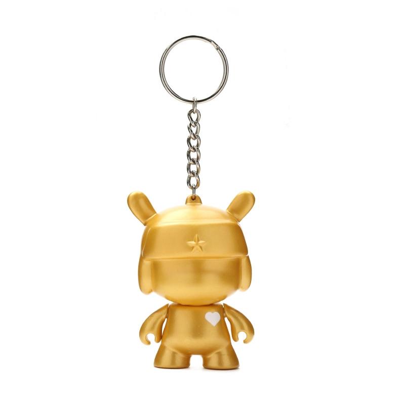 พวงกุญแจ MiTU สีทอง