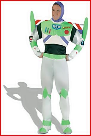 ชุด Buzz Lightyear