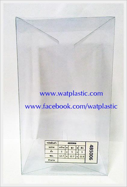 กล่องใส่แก้ว/ตุ๊กตา 13 x 13 x 23 cm