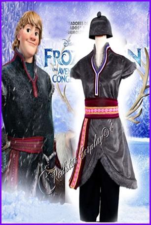 ชุดคริสตอฟ @ Elsa Frozen