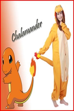 ชุด Charmander @ Pokemon