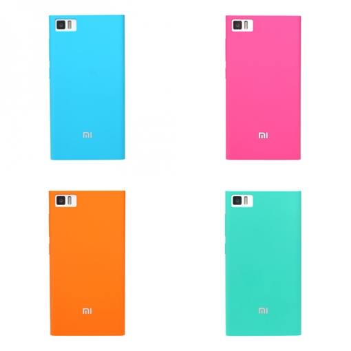 Mi3 เคสฝาหลัง Back cover case