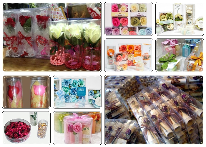 ตัวอย่าง-กล่องดอกไม้