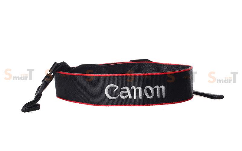 สายคล้องกล้อง Canon strap Black EOS digital