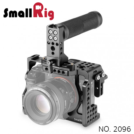 SMALLRIG® Cage Kit for Sony A7R III 2096