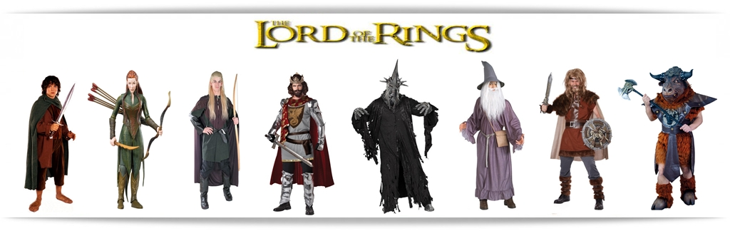 Set 18 # The Lord Of The Rings