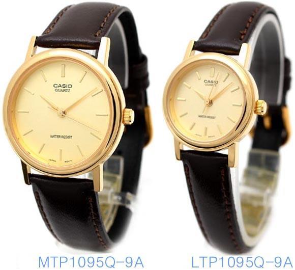 """นาฬิกาคู่ """"Casio Classic Series"""""""