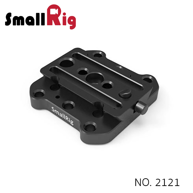 SMALLRIG® Mounting Plate for Freefly Movi and Zhiyun Stabilizer 2121