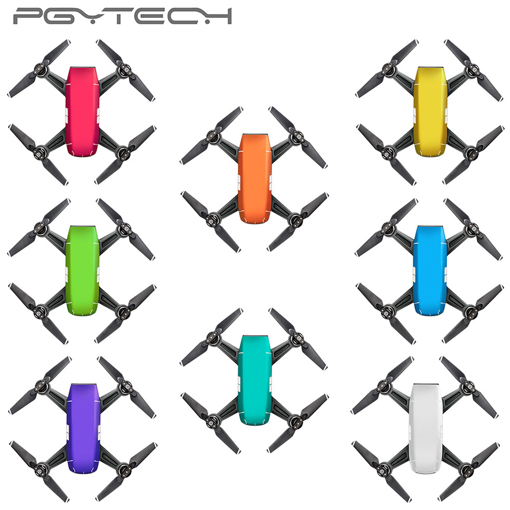 PGYTECH SPARK Colorful Skin Set