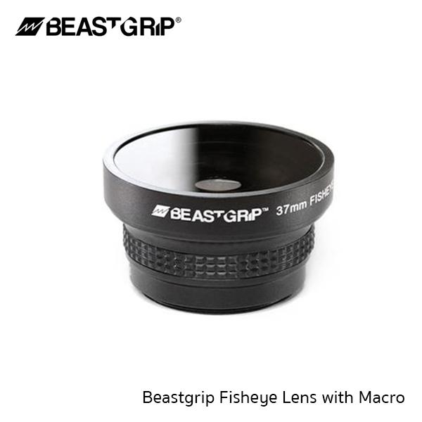 Beastgrip Fisheye Lens with Macro
