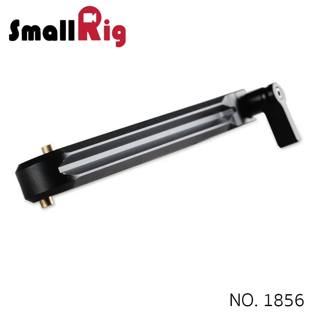 SMALLRIG® Safety NATO Rail with 15mm Rod Clamp 1856