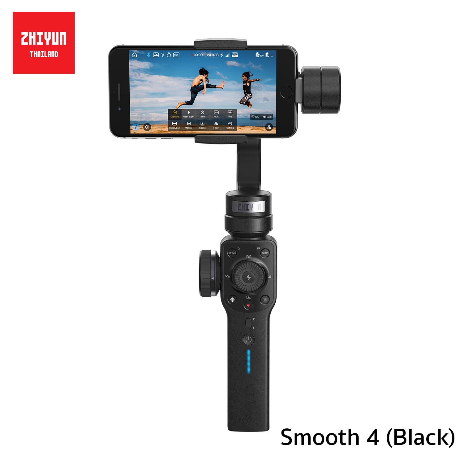 Zhiyun Smooth4 Smartphone Gimbal (Black)