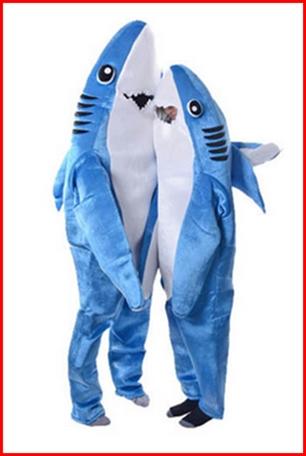 ชุดปลาฉลาม