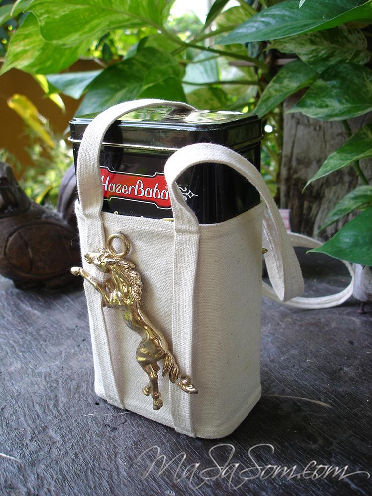 กระเป๋ากระป๋องชา