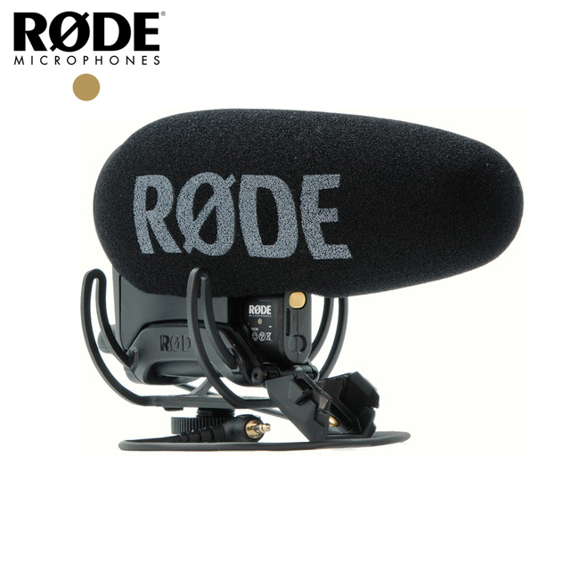 RODE VIDEOMIC PRO PLUS (NEW) SHOTGUN MICROPHONE