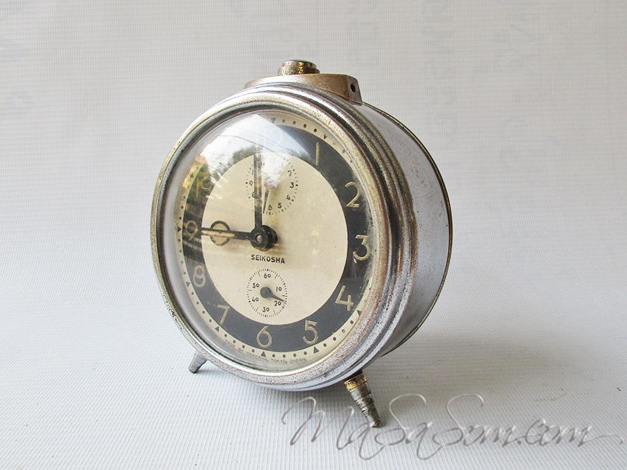 นาฬิกาปลุกแบบไขลาน
