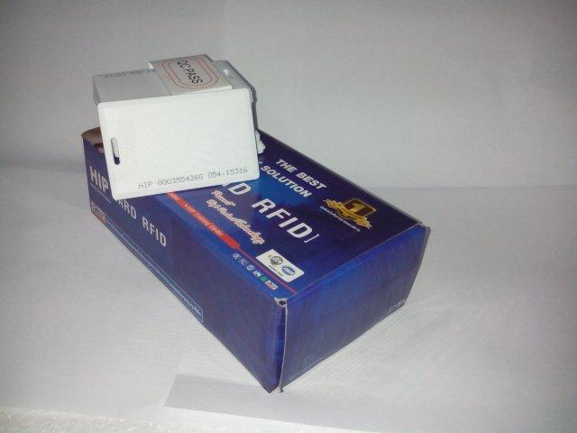 บัตรคีย์การ์ด 1.8 HIP