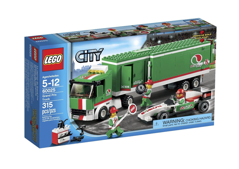 LEGO City 60025 : Grand Prix Truck