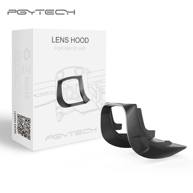PGYTECH Mavic Air Lens hood Protector Sun Shade Glare Shield Gimbal Shade Anti Flare Lens Camera for DJI Mavic Air