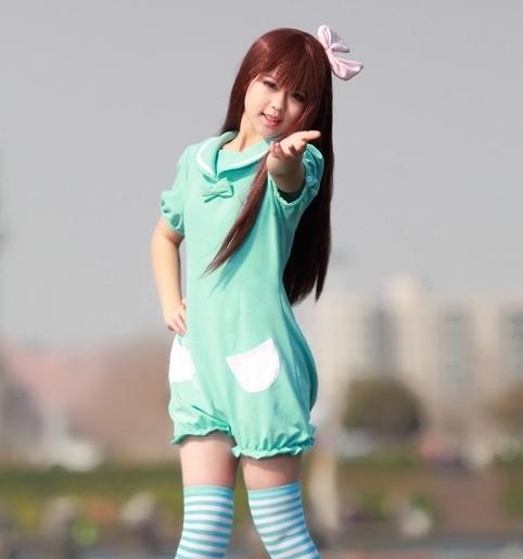 Pre Order / ชุด Miku Rin cosplay