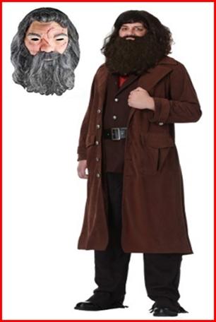 ชุดแฮกริต@ Harry Potter