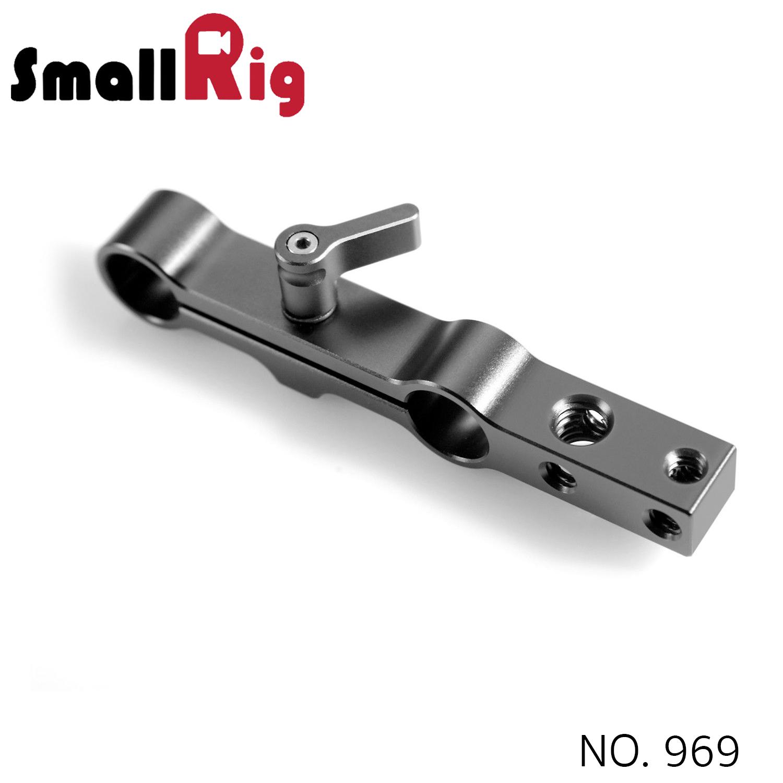 SMALLRIG® 15mm Rod Clamp for 15mm DSLR Rig 969