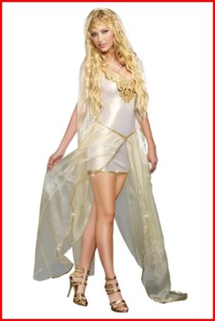 ชุดโรมันหญิง กรีก