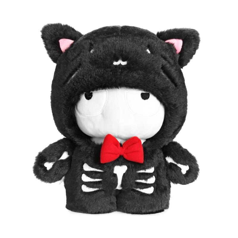 Mitu Black cat doll - ตุ๊กตา Mitu ผีแมวดำค้างคาว
