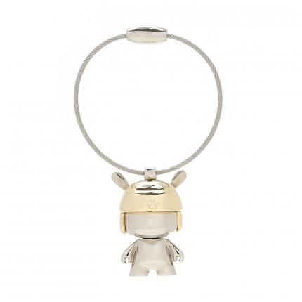 MiTU Metal Slings Keychian - พวงกุญแจ MiTU แบบลวดสลิง