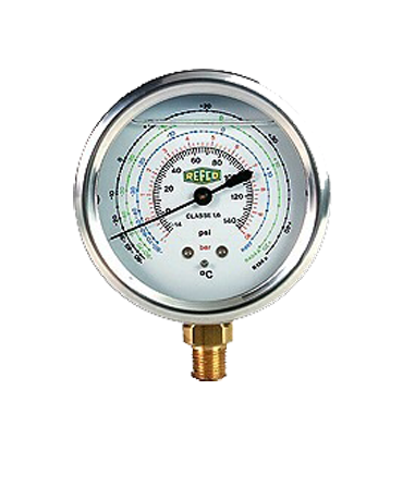 Pressure Gauge Hi-Low