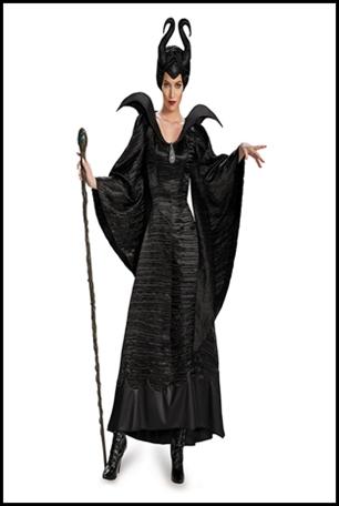 ชุดแม่มดมาเลฟิเซนต์ Maleficent