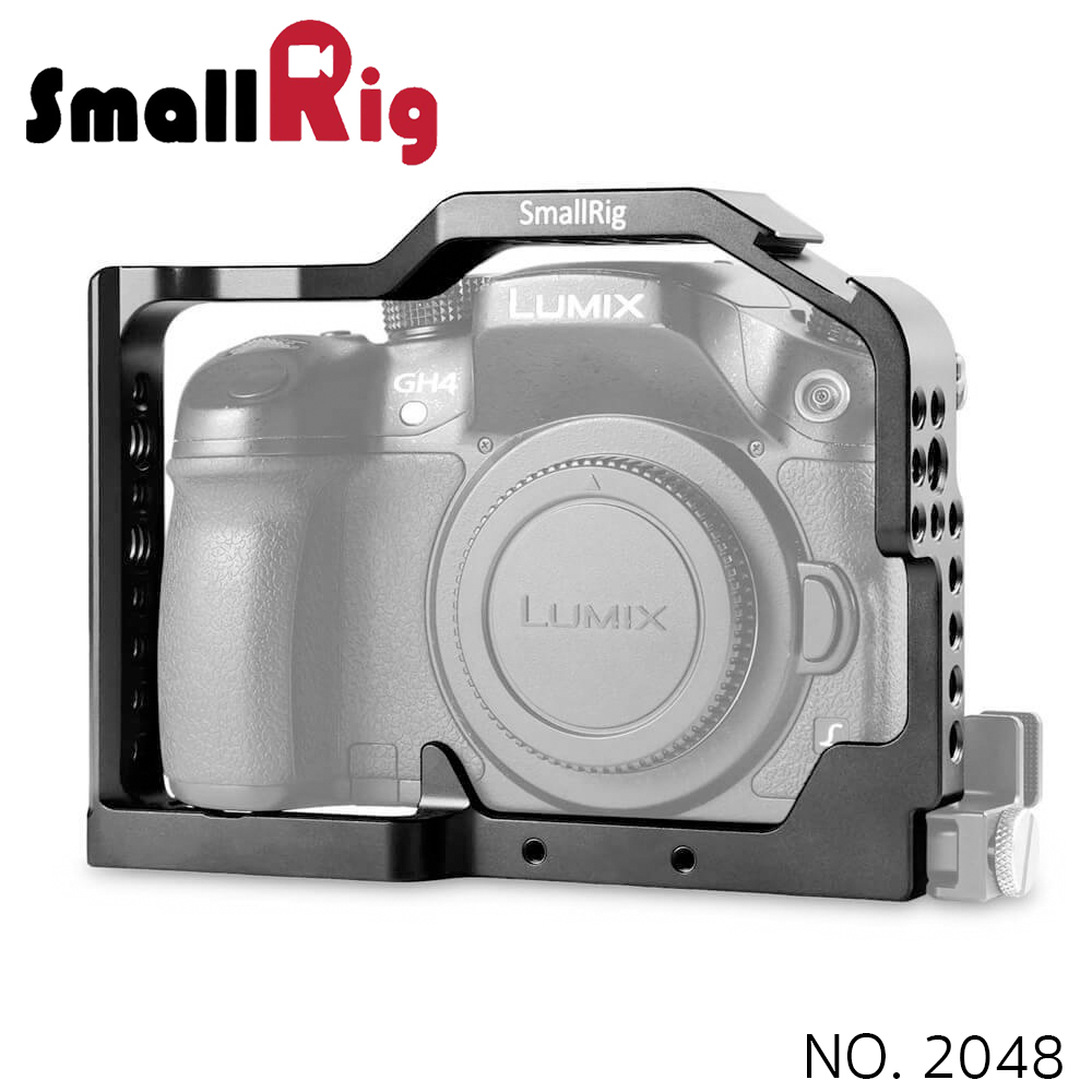 SMALLRIG® Camera Cage for Panasonic GH4/GH3 2048