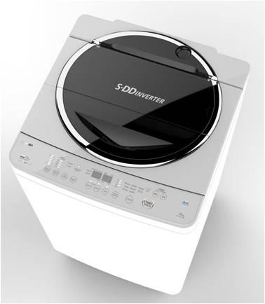 เครื่องซักผ้า Toshiba inverter 10กก. รุ่น AW-DE1100GT ราคาพิเศษ โทร 097-2108092, 02-8825619