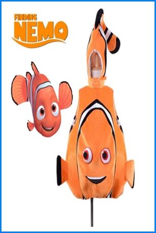 ชุดปลานีโม่ ชุด Nemo